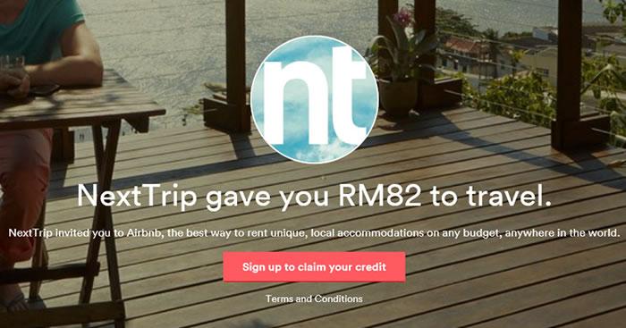 Airbnb订房回扣RM82