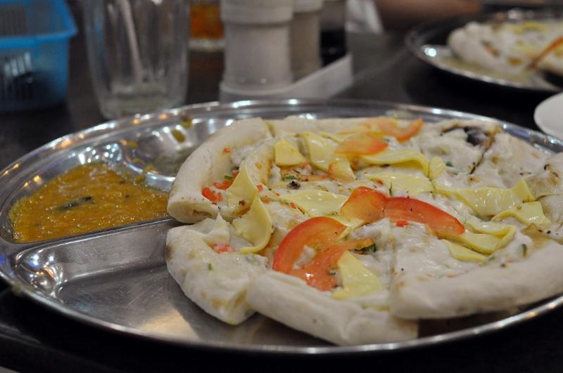 Mumtaz naan - 蓬松且味道爆棚