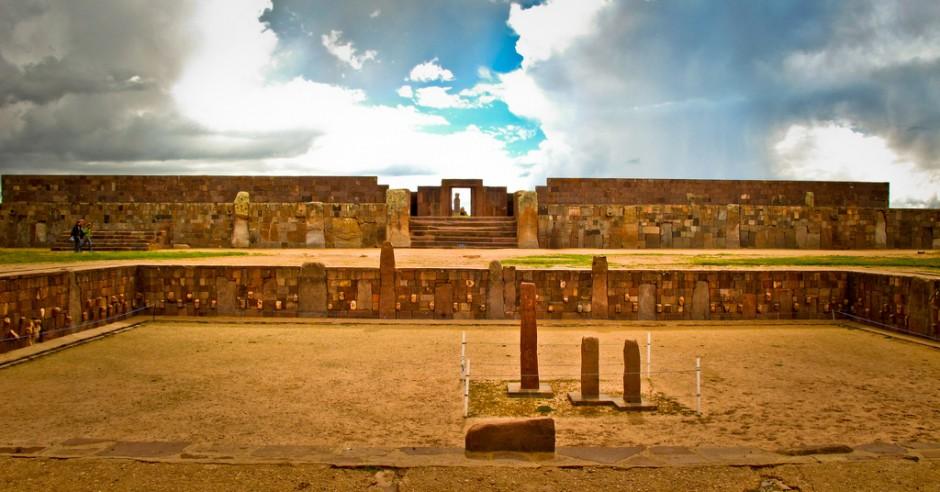 17. Tiwanaku