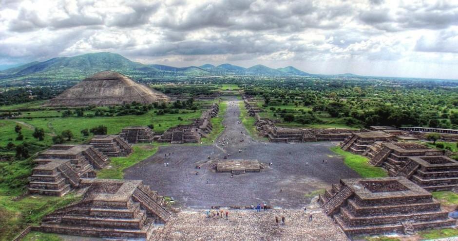 18. Teotihuacán