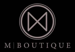 M boutique hotel logo