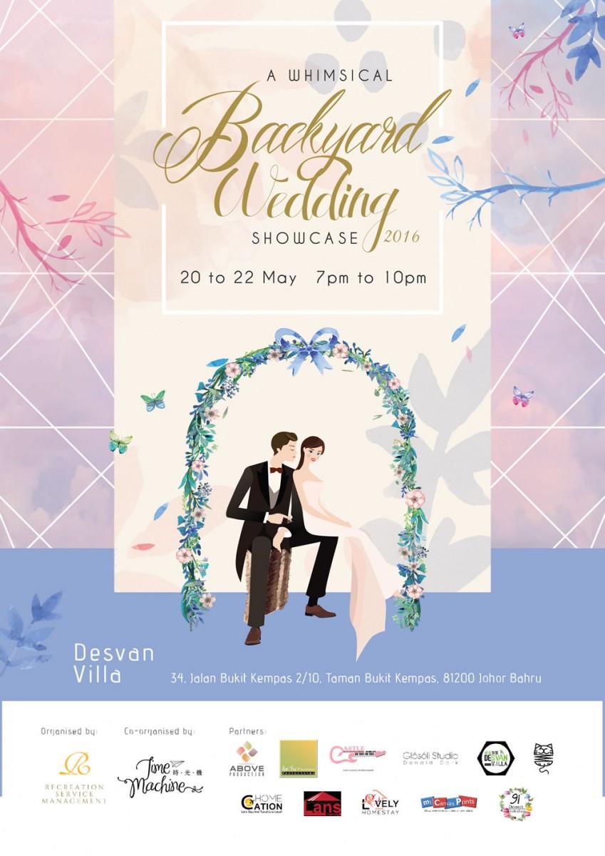 A Whimsical Wedding Showcase 2016 Poster -01