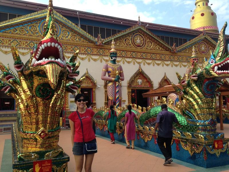 Wat Chaiya Mangalaram Buddhist Temple03