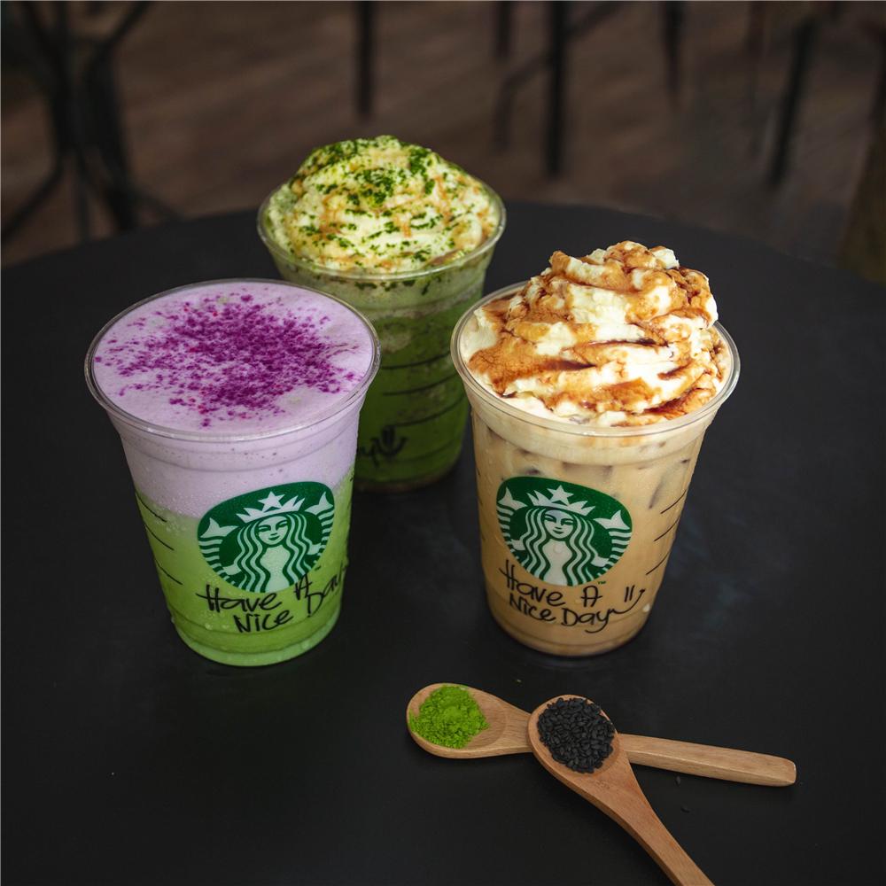 大马Starbucks
